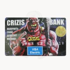 CRIZIS BANK