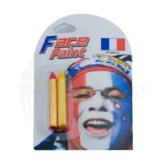 Грим «Футбол-карандаш»