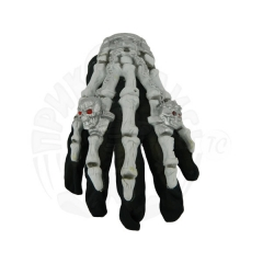 Перчатки «Скелет с перстнями»