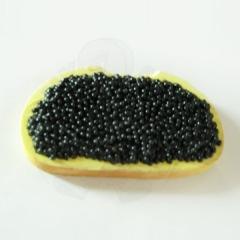 Бутерброд Икра черная