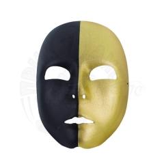 Театральная Черная с золотом