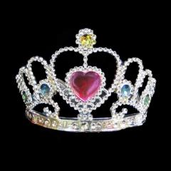 Корона «Розовое сердце»
