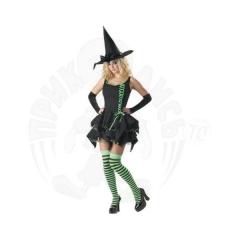 Ведьма с колпаком