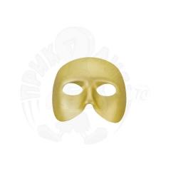 Полумаска Золото