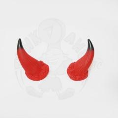 Рожки карнавальные на лоб
