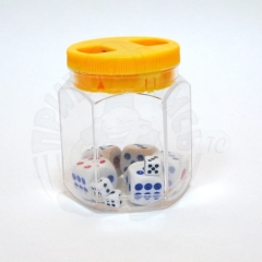 Шок Банка с кубиками