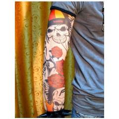 Татуировка Имитация на руки