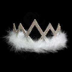 Корона «С белой опушкой»