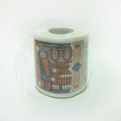 Туалетная бумага 500 €