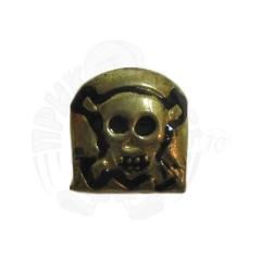 Зуб «Пирата» золотой