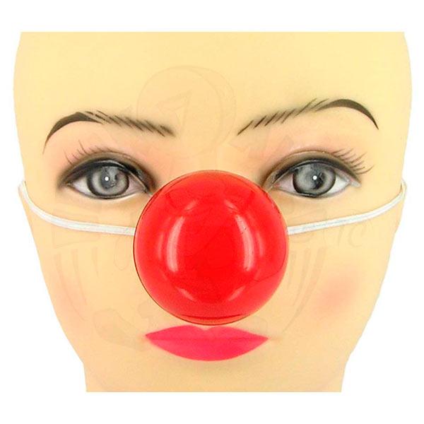 Клоунские носы своими руками 5