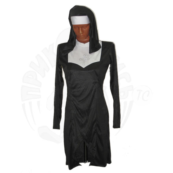 костюм монашки своими руками выкройки