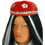 Шляпа Китайская (бархат)
