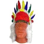 Перья Индейца с мехом