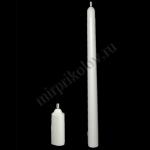 Свеча Появляющаяся (белая)