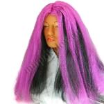 Шатенки С фиолетом