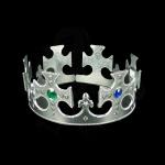 Корона «Царя» (серебряная)
