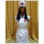 Медсестра с шапочкой