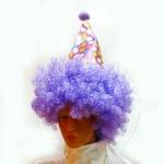 Колпак Клоуна с волосами