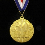 30 Something Gold Medal