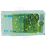 Салфетки 100 €