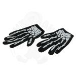 Перчатки «Скелет»