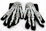 Перчатки «Скелет» (свет. в темноте)