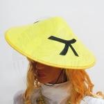 Шляпа Китайская с иероглифом