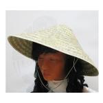 Шляпа Китайская из соломы