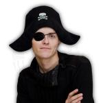 Шляпа Пирата с повязкой на глаз