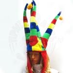 Шляпа Шутовские рожки