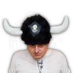 Шляпа Викинг меховой