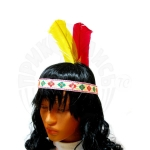 Перья индейского вождя Виниту