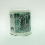 Туалетная бумага 1000 руб.